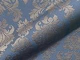 Möbelstoff schwer entflammbar JAKARTA FR Muster Ornamente