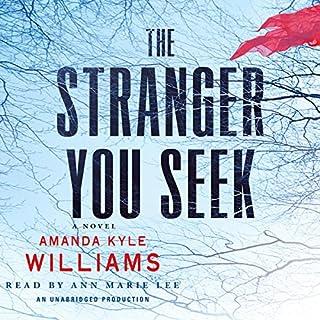 The Stranger You Seek audiobook cover art