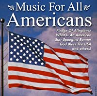 Music for All Americans Patriotic