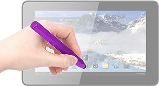 DURAGADGET Lápiz Stylus Morado para Pantalla Táctil De BQ Maxwell 2 Plus/Maxwell Plus/Maxwell 2 De 7 Pulgadas