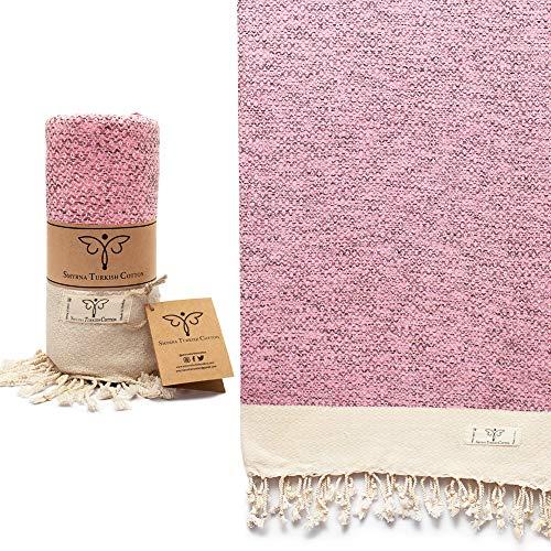 Toalla Algodon Gimnasio marca Smyrna Turkish Cotton