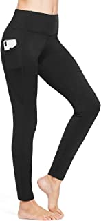 Women's Fleece Lined Winter Leggings High Waisted Thermal...