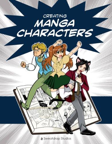 Creating Manga Characters (English Edition)