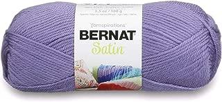 Bernat Lavender Satin Yarn