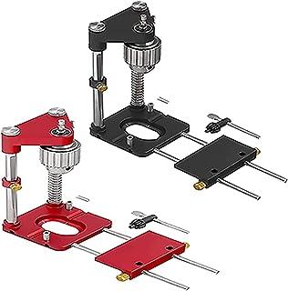 The Best Woodworking Drill Locator in 2021 Portable Drilling Locator Woodpeckers Precision Locator Adjustable Drilling Gui...