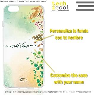 Frase amistades peligrosa Verde Transparente Funnytech/® Funda Silicona para Samsung Galaxy S6 Gel Silicona Flexible, Dise/ño Exclusivo