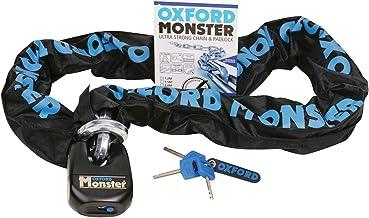 Oxford OF18 Monster ketting met slot 2,0 m