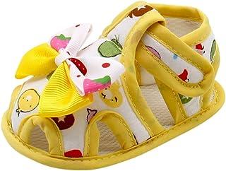 JURTEE Chaussons Chaussures de Dessin Anim/é /Ét/é Enfant B/éb/é Gar/çon Filles Mignonne Bande Dessin/ée Plage Sandales Pantoufles Bascule Chaussures Tongs Mixte Enfant