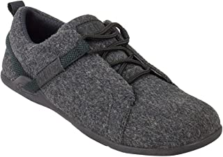 Xero Shoes Pacifica - Women's Minimalist Wool Shoe - Barefoot Inspired, Zero Drop Sole - Charcoal