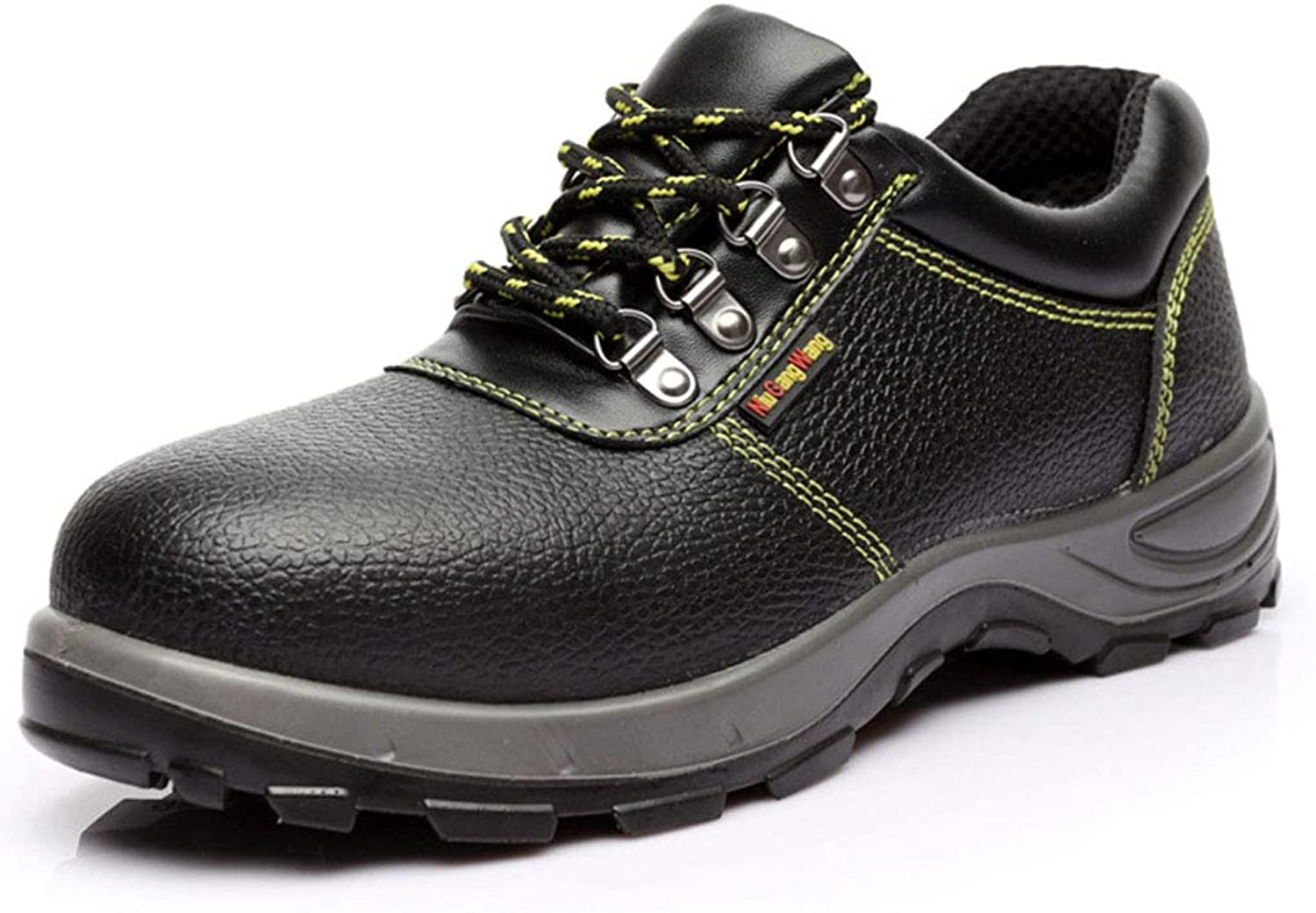 Men's Work Footwear Steel Toe Cap Safety Breathable Hiking Anti-Smash Puncture Prevention Unisex Work Insulated shoes