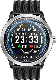 DW.HQ Reloj Inteligente, Reloj Deportivo Full HD De 1,22 Pulgadas, Resistente Al Agua Ip67, Medidor De Frecuencia CardíAca Y PresióN Arterial, Reloj De Seguimiento del SueñO Y Actividad FíSica