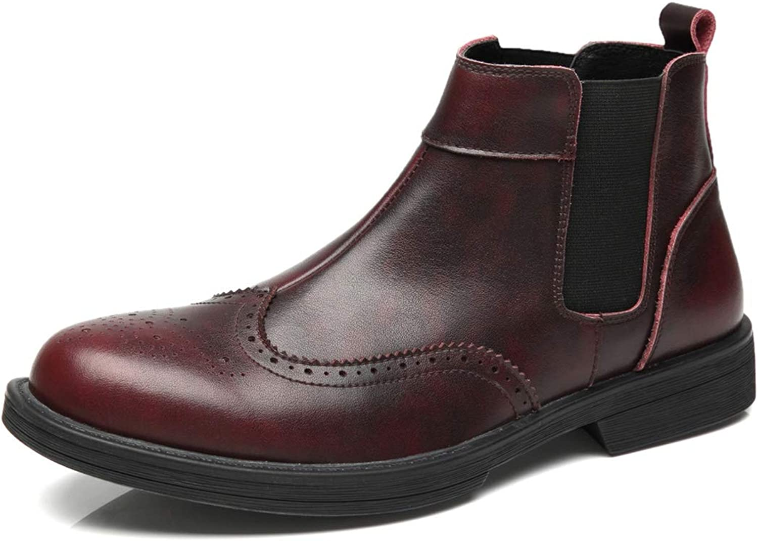 Men's shoes Martin Boots Loafers Carved England Style Boots