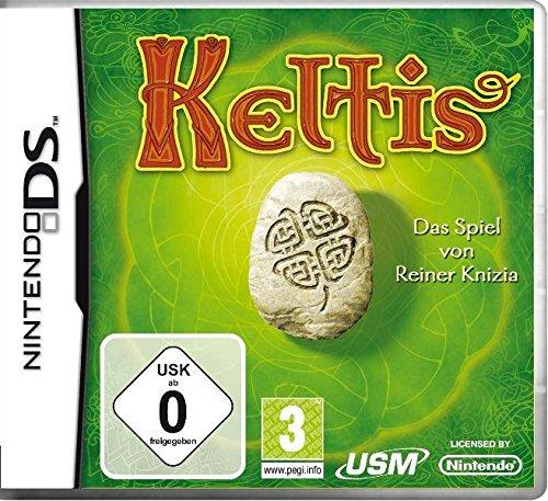 Keltis - Das Spiel von Reiner Knizia - [Nintendo DS]