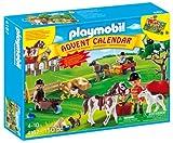 Playmobil 4167 - Calendario dell'Avvento, Maneggio