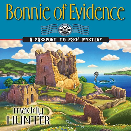 Bonnie of Evidence audiobook cover art