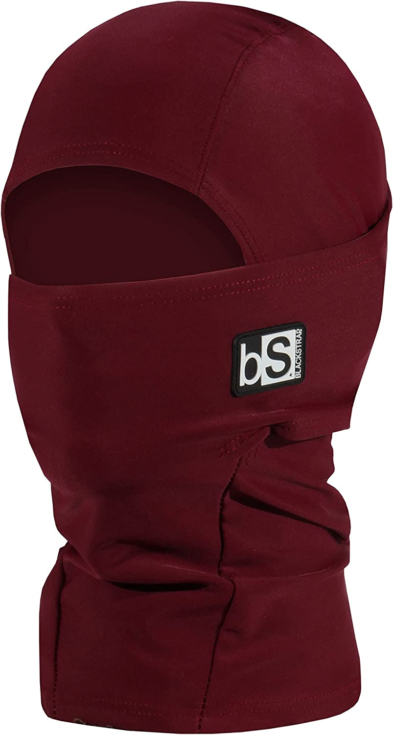 BLACKSTRAP Kids The Hood Dual Layer Cold Weather Neck Gaiter and Warmer for Children, Wine