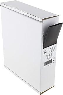 Heat Shrink Tubing 2:1 25.4-12.7 mm 3.3 m Dispenser Box Black