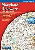 Maryland/Delaware Atlas & Gazetteer (Delorme Atlas & Gazetteer)
