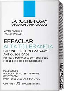 Effaclar Sabonete Alta Tolerância 70G, La Roche-Posay