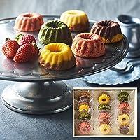 ( ホシフルーツ ) 果実のミニョン・ド・クグロフ 12個