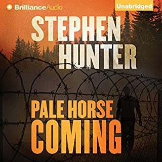 Pale Horse Coming cover art