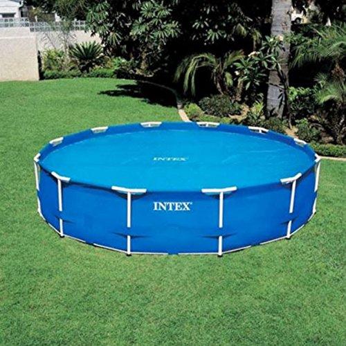 Intex toalla térmico de cubierta piscinas redondos portante cm.305Ferr 164085