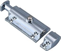 Deurgrendel Home Deurvenster Plastic/Zinklegering Security Slide Bolt Lock voor badkamer Toiletveergrendel Duurzaam (Color...