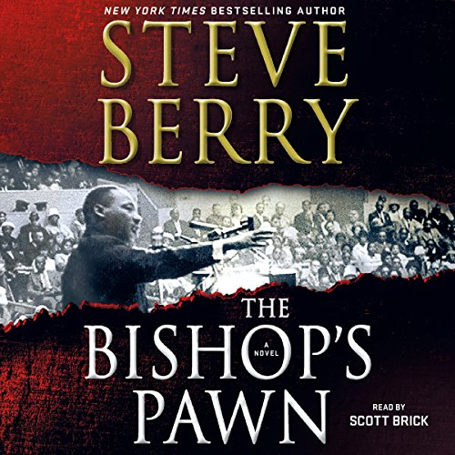 The Bishop's Pawn audiobook cover art