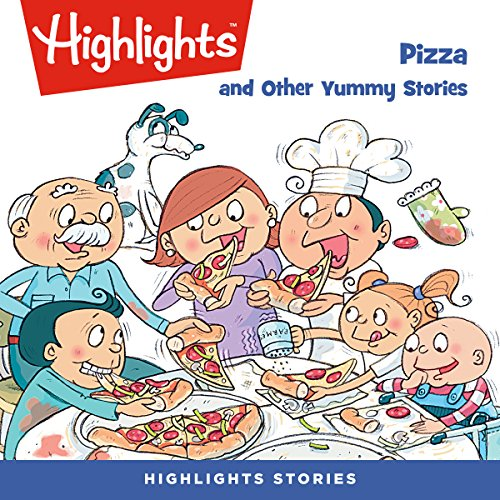 Pizza and Other Yummy Stories copertina