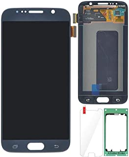 Display Touch Screen Digitizer Assembly Repair Replacement Part for Samsung Galaxy S6 G920.(Blue,5.1 inch)