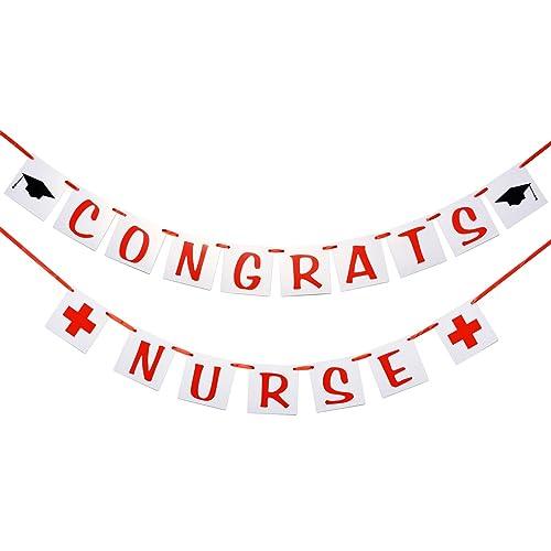 Nursing Graduation Party Supplies Amazon Com