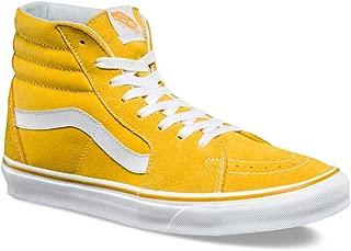 Vans Unisex Sk8-Hi Leather Sneakers