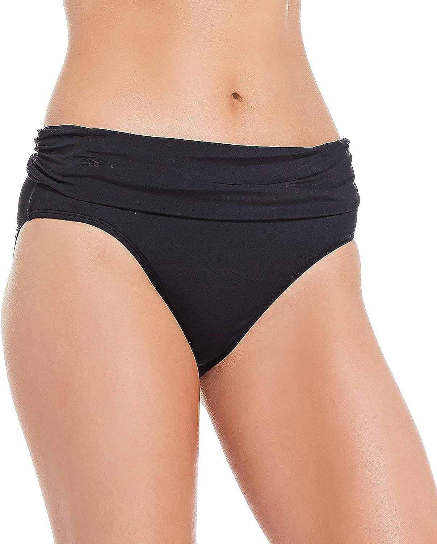 LAUREN RALPH LAUREN Women's Beach Club Hipster Bikini Bottoms
