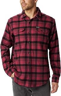 Men's Deschutes River Heavyweight Flannel, Insulated,...