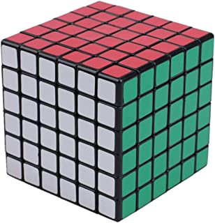 Shengshou 6x6x6 Speed Cube Puzzle Black