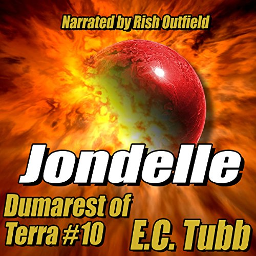 Jondelle audiobook cover art