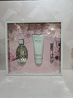 JIMMY CHOO Floral Eau de Toilette, Mini & Body Lotion Set for Women - Pack of 1