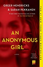 Anonymous Girl PDF