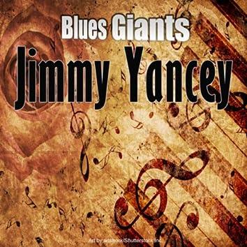 Blues Giants: Jimmy Yancey