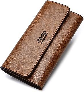 BeniNew men's multi-card handbag-brown