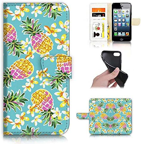 for iPhone 5 iPhone 5S iPhone SE 2016 iPhone SE 2016 Designed Flip Wallet Phone Case Cover A21942 product image