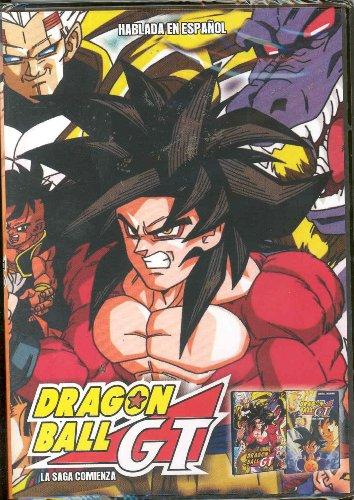 Dragon Ball GT- La Saga Comienza Vol. 1 en Espanol [NTSC / Region 1 - Latin American Import]