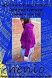 Machine Knitting Patterns: Designer Knitwear: Callicarpa Crop Top (henio Handcrafted Designer Knitwear Single Pattern Series Book 1) (English Edition)