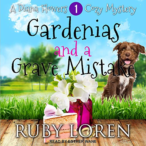 Gardenias and a Grave Mistake cover art