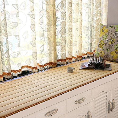 Good thing tapis Tapis de pendule modernes simples Tapis de fenêtre Matelas éponge d'été Coussins Coin flottant, multi-taille (taille : 60 * 120cm)