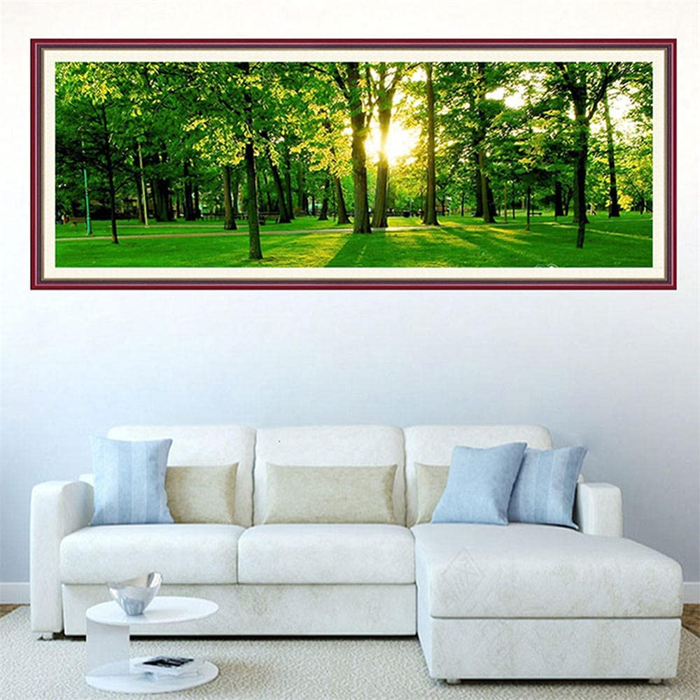 Diamond Painting Landscape Forest Large Kit Limited time cheap sale Ful Max 83% OFF