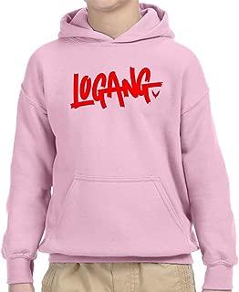 771A - Youth Hoodie Logang Logan Paul Maverick Savage Unisex Pullover Sweatshirt