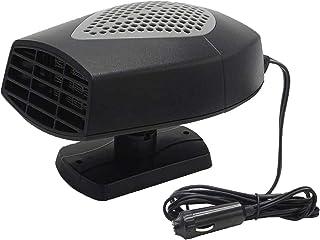 Portable Car Heater,Auto Heater Fan,Car Defogger,MKING Fast Heating Quickly Defrosts Defogger 12V 150W Auto Ceramic Heater...