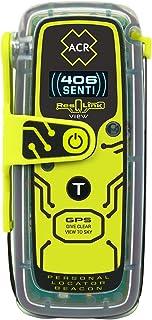ACR PLB-425 ResQLink View - Schwimmendes GPS-Ortungsgerät Modell PLB-425 - Programmiert für Rest World