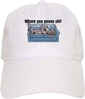 CafePress Nmrl Where RU Baseball Cap